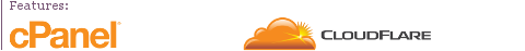 We provide cPanel (powered by CloudLinux), enhanced with Softaculous and CloudFlare